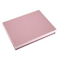Vevboks Smal A4 Dusty Pink