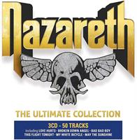 NAZARETH: THE ULTIMATE COLLECTION 3CD