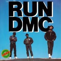 RUN DMC: TOUGHER THAN LEATHER LP