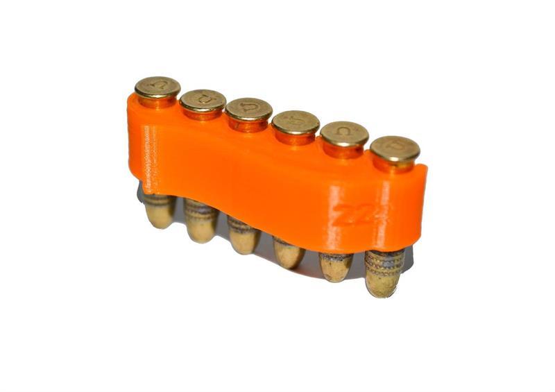 Jaktklipsen Rifle 22LR clip