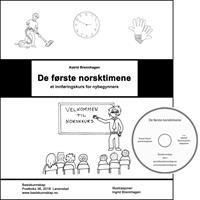 De første norsktimene