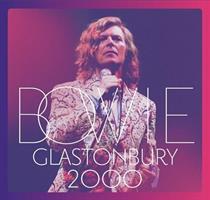 BOWIE DAVID: GLASTONBURY 2000 2CD+DVD