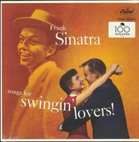 SINATRA FRANK: SONGS FOR SWINGIN' LOVERS LP