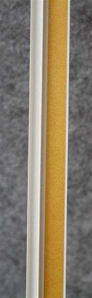 Ikkunalista PVC 6mm - 2400mm / 30 kpl