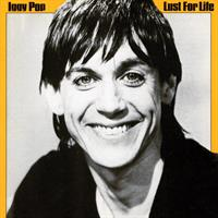 IGGY POP: LUST FOR LIFE LP