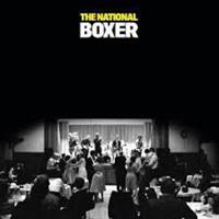 NATIONAL: THE BOXER LP