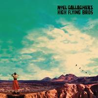 NOEL GALLAGHER'S HIGH FLYING BIRDS: WHO BUILT THE MOON LP