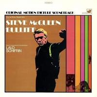 SCHIFRIN LALO: BULLITT-MUSIC FROM THE MOTION PICTURE- LP