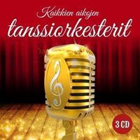 KAIKKIEN AIKOJEN TANSSIORKESTERIT 3CD