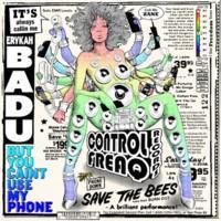 BADU ERYKAH: BUT YOU CAINT USE MY PHONE LP