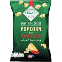 Jimmy's Popcorn Sweet Chili Cheese with Tabasco