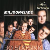 MILJOONASADE: TÄHTISARJA-30 SUOSIKKIA 2CD
