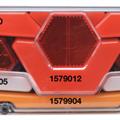 LED-TAKAVALO 350*131*81mm LIUKUVILKULLA OIKEA SIVUVALOLLA 2M KAAPELILLA