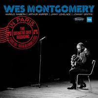 MONTGOMERY WES: IN PARIS-DEFINITIVE ORTF RECORDINGS 2LP