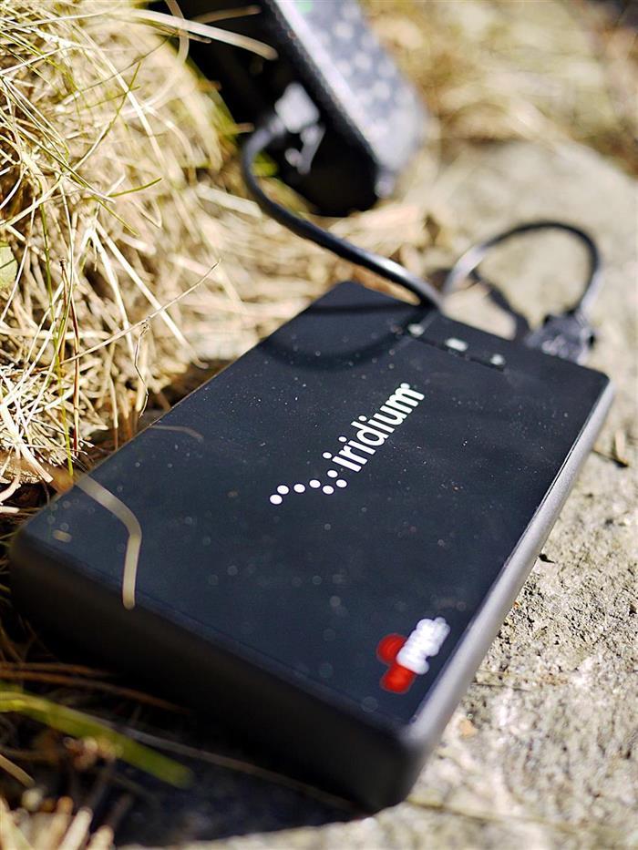 WiFi via satellit