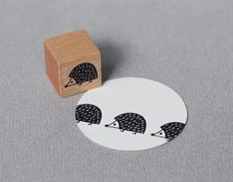 Stempel Medium Pinnsvin Barn