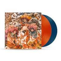 BARONESS: GOLD & GREY-INDIE EXCLUSIVE ORANGE & BLUE 2LP