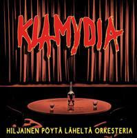 KLAMYDIA: HILJAINEN PÖYTÄ LÄHELTÄ ORKESTERIA 2CD
