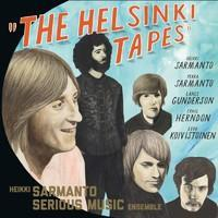 SARMANTO HEIKKI SERIOUS MUSIC ENSEMBLE: THE HELSINKI TAPES VOL.3-BLUE 2LP