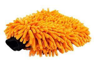 Oranssi pesukinnas - Wash-Glove XL