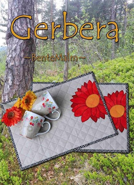 Gerbera - Bente Malm