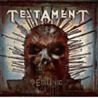 TESTAMENT: DEMONIC LP