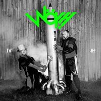WÖYH: IV-NEON GREEN LP+CD