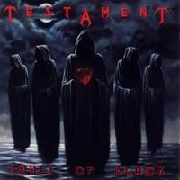 TESTAMENT: SOULS OF BLACK LP