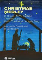 CHRISTMAS MEDLEY - Brass Quintet