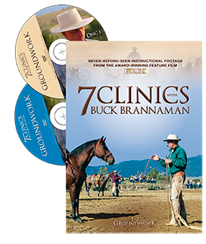 DVD Brannaman 7 Clinics part 1