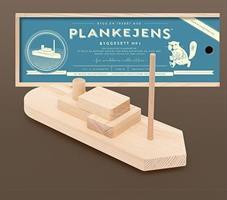 Den klassiske plankebåten