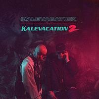 KALLE KINOS & TIEDEMIES: KALEVACATION 2 LP
