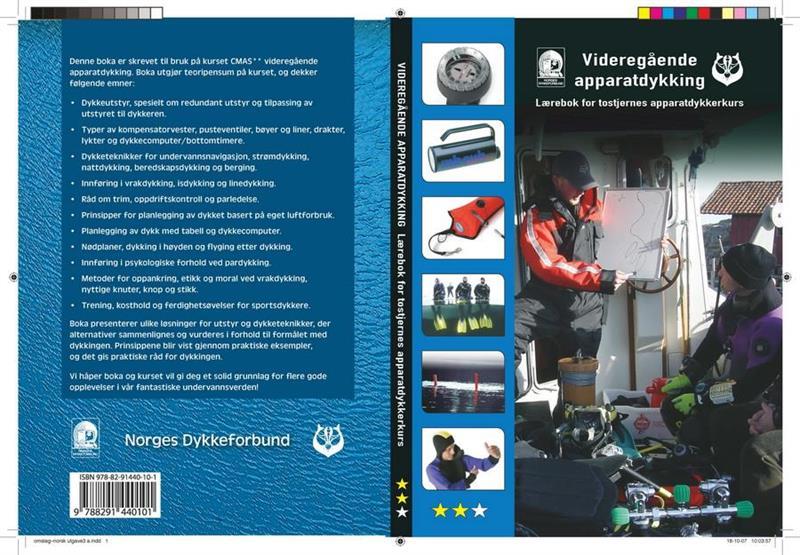 Lærebok CMAS 2