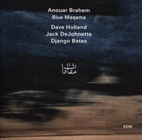 BRAHEM ANOUAR: DAVE HOLLAND: J: BLUE MAQAMS (FG)