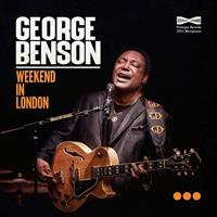 BENSON GEORGE: WEEKEND IN LONDON