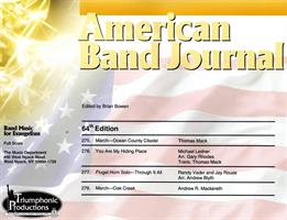 AMERICAN BAND JOURNAL No 275 - 278
