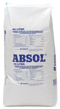 Absol Blå säck 40L