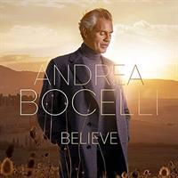 BOCELLI ANDREA: BELIEVE-DELUXE EDITION CD