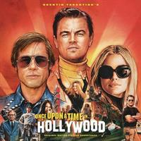 ONCE UPON A TIME IN HOLLYWOOD-SOUNDTRACK 2LP