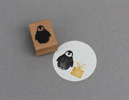 Stempel Medium Pingvin Barn