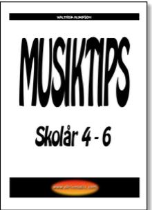 MUSIKTIPS SKOLÅR 4-6
