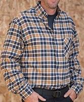 Mens Marble Road Flannel Shirt MR