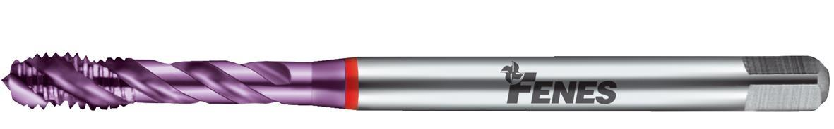 Fenes Gängtapp spiral 1400 TICN M20 DIN 376