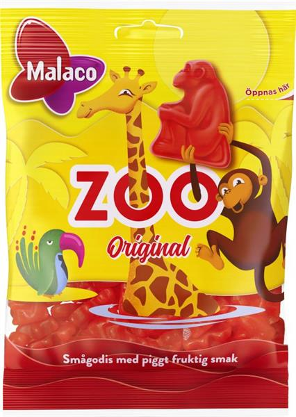 Malaco Zoo Original 80g