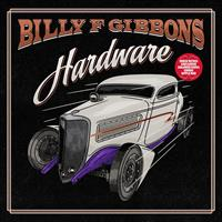 GIBBONS BILLY F: HARDWARE-INDIE EXCLUSIVE RED LP