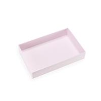 Boks i kartong Dusty Pink - inndeler til A4