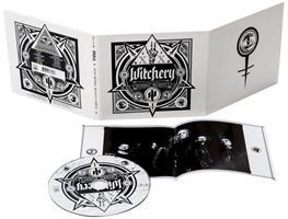 WITCHERY: IN HIS INFERNAL MAJESTY'S SERVICE-DIGIPACK CD