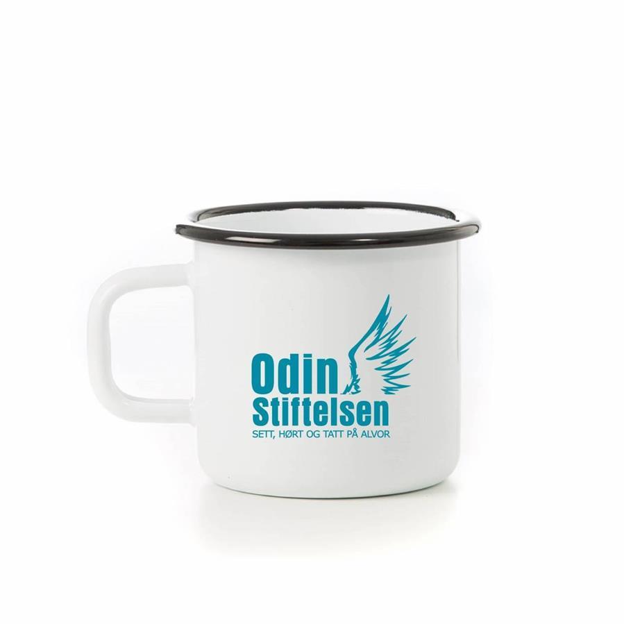 ODIN-KOPPEN. Verdens aller beste kopp. Tåler alt og kan brukes til alt overalt. Koppen varer evig og du vil ha glede av den resten av livet!