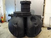 Avlopps-Proffsens EP-tank 1m3