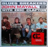 MAYALL JOHN & CLAPTON ERIC: BLUESBREAKERS LP